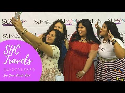 SHC Travels (Vlog Edition): San Juan, Puerto Rico - SUstyleXpo 2017