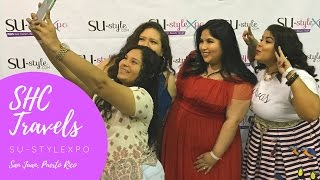 SHC Travels (Vlog Edition): San Juan, Puerto Rico - SUstyleXpo 2017 thumbnail