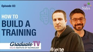 How to build a training | Graduate TV 03 | Nalys consulting