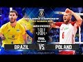 GOLD Collection   Brazil vs. Poland   FINAL   Full Match   2018 FIVB Volleyball  World Championship