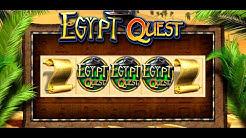 Egypt Quest Bonus Slot Machine