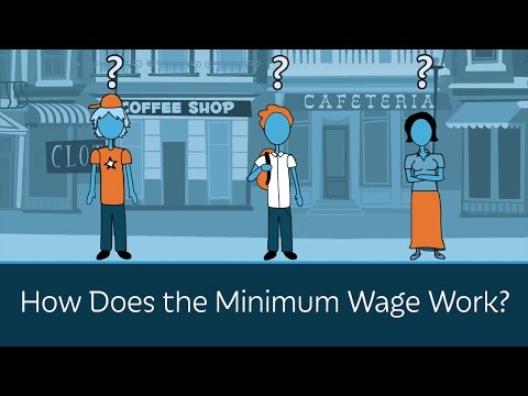 How Does the Minimum Wage Work?