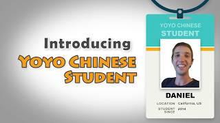Introducing Real Yoyo Chinese Student: Daniel