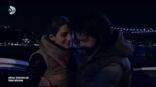 Murat ve Leyla - Çok romantik sahne!
