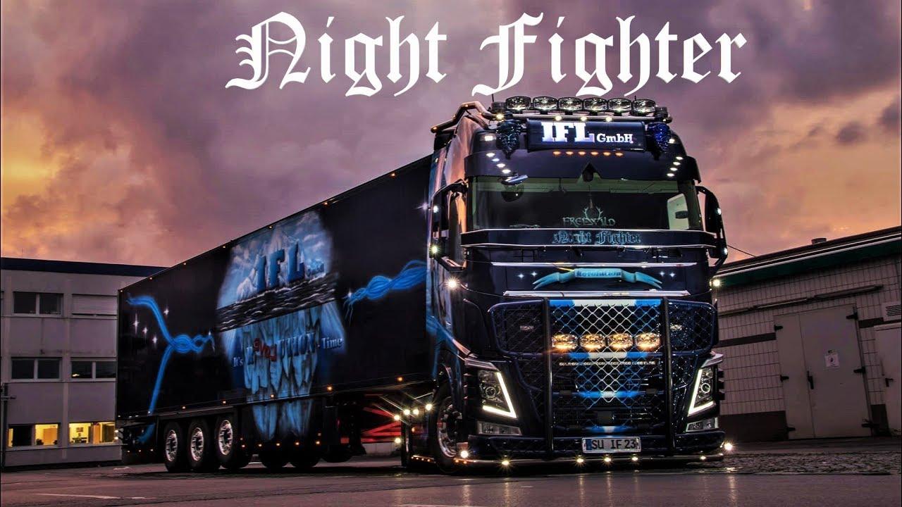 Night Fighter - Volvo FH 500 by IFL GmbH