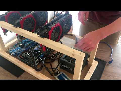 #5 MSI Radeon RX580 Gaming X Plus - Install & Test Mining card