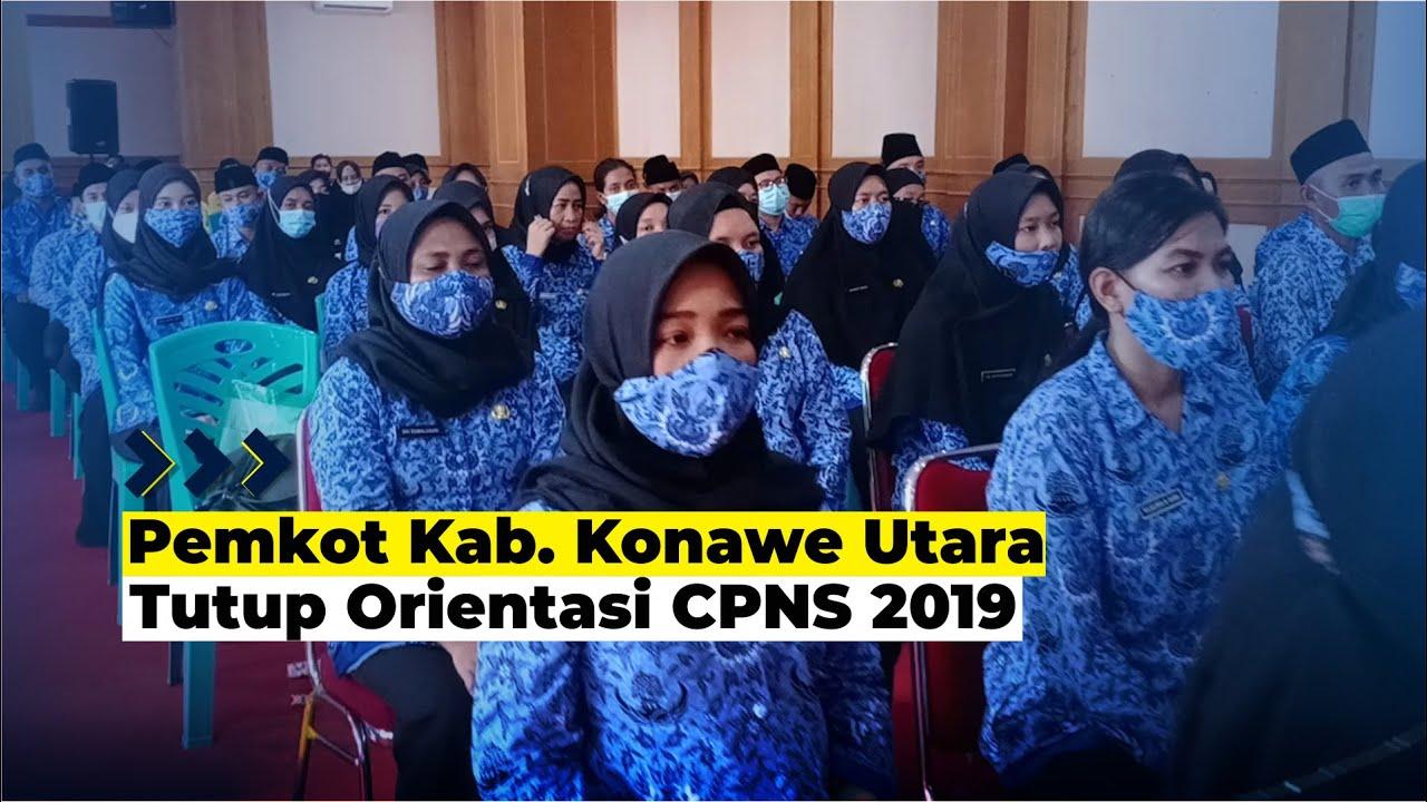 Orientasi CPNS Formasi 2019 Resmi Di Tutup
