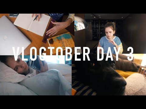 VLOGTOBER 2017 DAY 3: Bullet Journalling, Notes and Rambling | sunbeamsjess