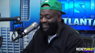 "Everything Rick Ross Said On ""The Rickey Smiley Morning Show"""