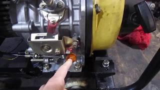 Дизельный генератор Кентавр, двигатель 186F, обзор, особенности эксплуатации
