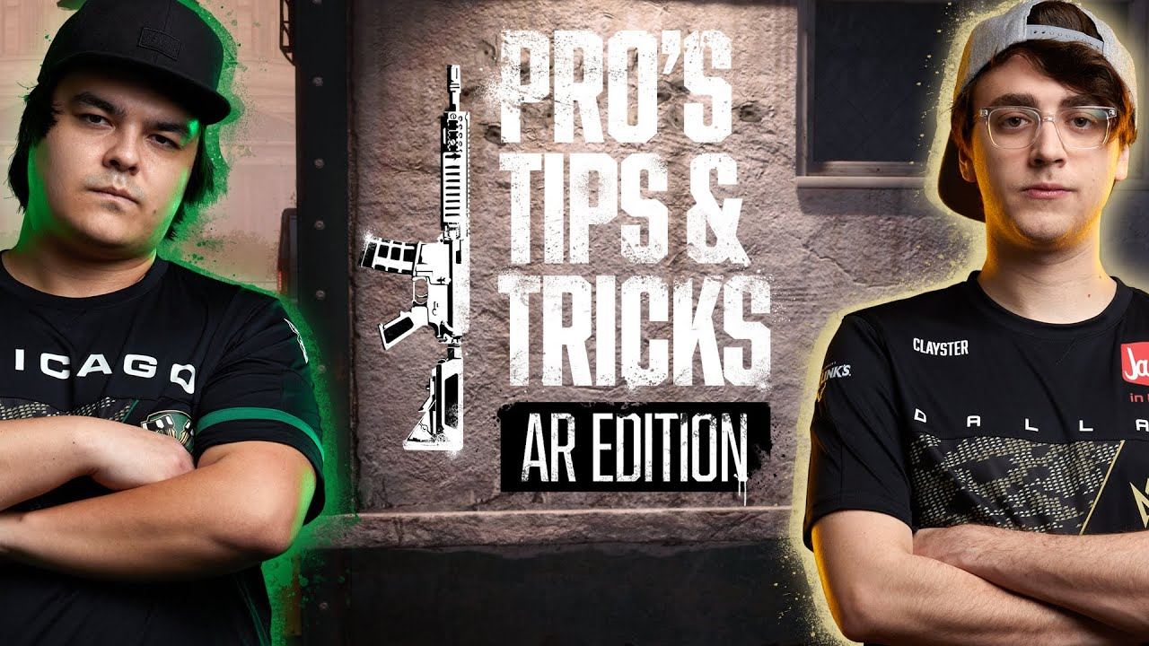 How to Become the BEST AR in Any CoD? — Pro's Tips & Tricks Ft. FormaL, Clayster, & MajorManiak