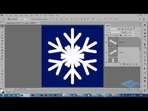Создание и редактирование смарт-объектов в Photoshop
