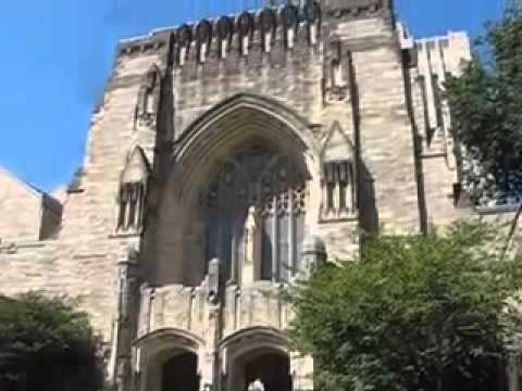 Yale College   Campus Tour