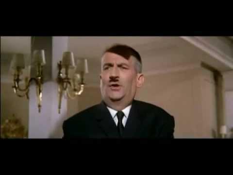 Louis de funes  Hitler