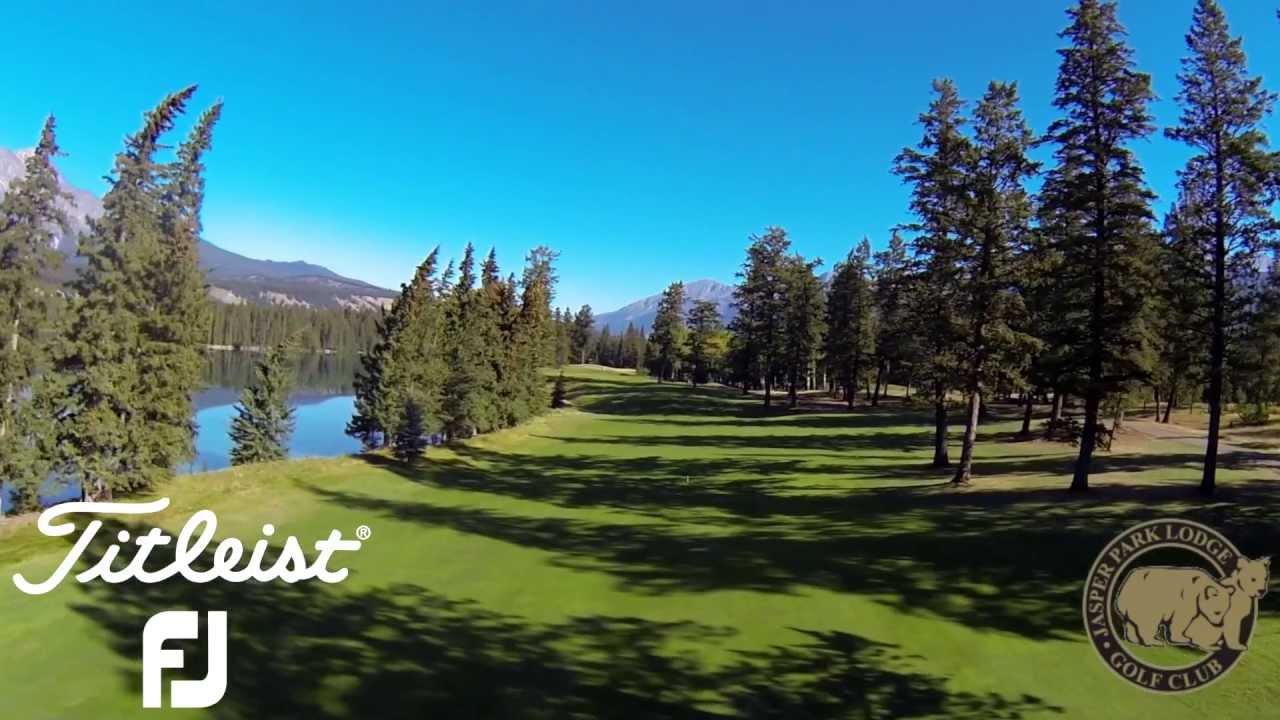 the fairmont jasper park lodge golf course in jasper. Black Bedroom Furniture Sets. Home Design Ideas