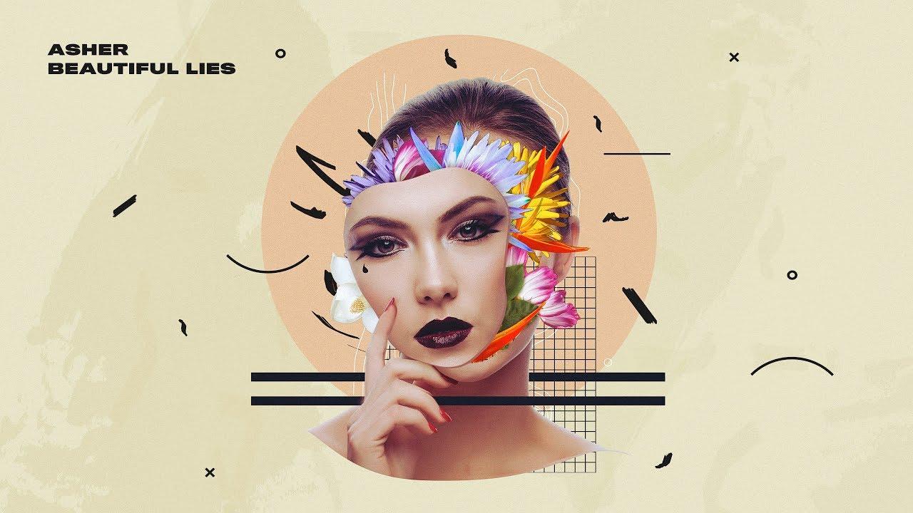 Asher - Beautiful Lies (Official Audio)