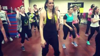 Dance Fitness (1) Luxembourg 23.04.2016