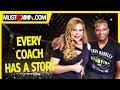 Greg Hardy Coach Din Thomas on UFC on ESPN+ 1 Preparations
