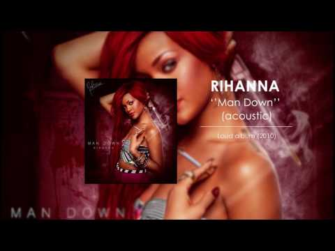 Rihanna - Man Down (acoustic)