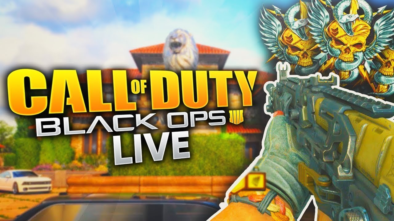 👀TOP👀 BO4 PLAYER CLAPPING BUMS W/DIAMOND CAMO + GRIND TO 500 SUBS