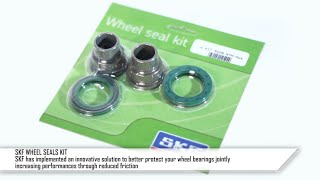 SKF Wheel Seal Kit