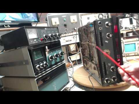 Heathkit SB104A Transceiver Video #22 - Variable Frequency Oscillator Alignment