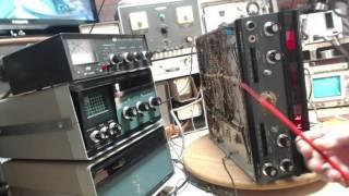 Heathkit SB104A Transceiver Video #22 - Variable Frequency Oscillator Alignment