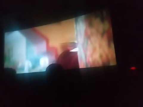 Baasha raguvaran intro in plazzo theatre