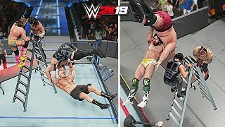 WWE 2K19 Top 10 Awesome Moments vs Epic Fails!! Part 10