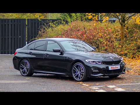 THE BEST Saloon There Is Right Now - The New BMW 3 Series
