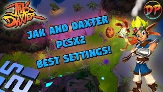 Jak and Daxter FIX & BEST SETTINGS for PCSX2