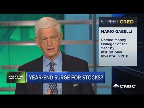Gabelli: Taxes are a wildcard because of Nancy Pelosi