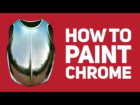 How to Paint Chrome