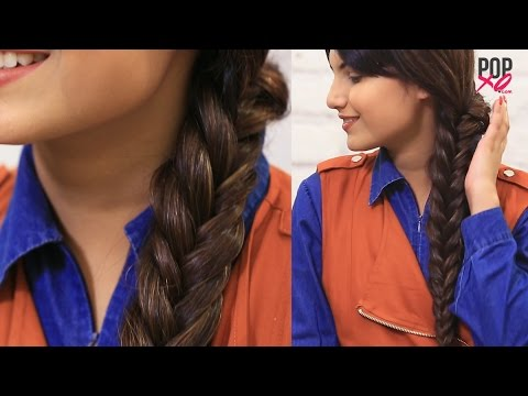 How To Make A Fishtail Braid In 6 Steps Braid Hairstyles Popxo