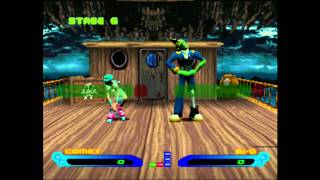 Bust a Move/Groove 2 Comet Playthrough PS1 (Played on PS3)