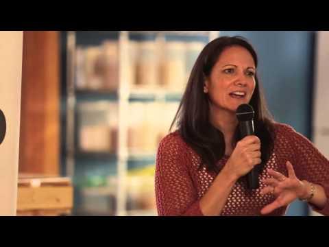 Patti Glaza (Invest Detroit) at Startup Grind Kalamazoo