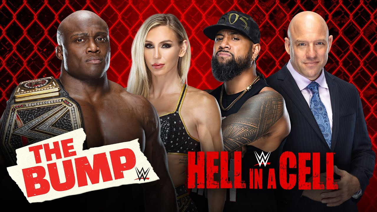 Download WWE Hell in a Cell preview special: WWE's The Bump, June 20, 2021