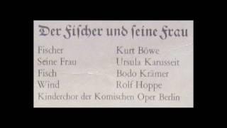 Der Fischer und seine Frau - Grimms Märchen 1/2