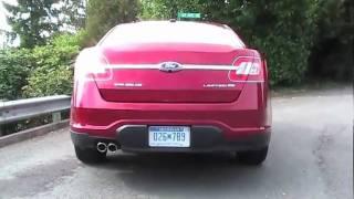 2011 Ford Taurus Авто Обзор | AutoBP.RU