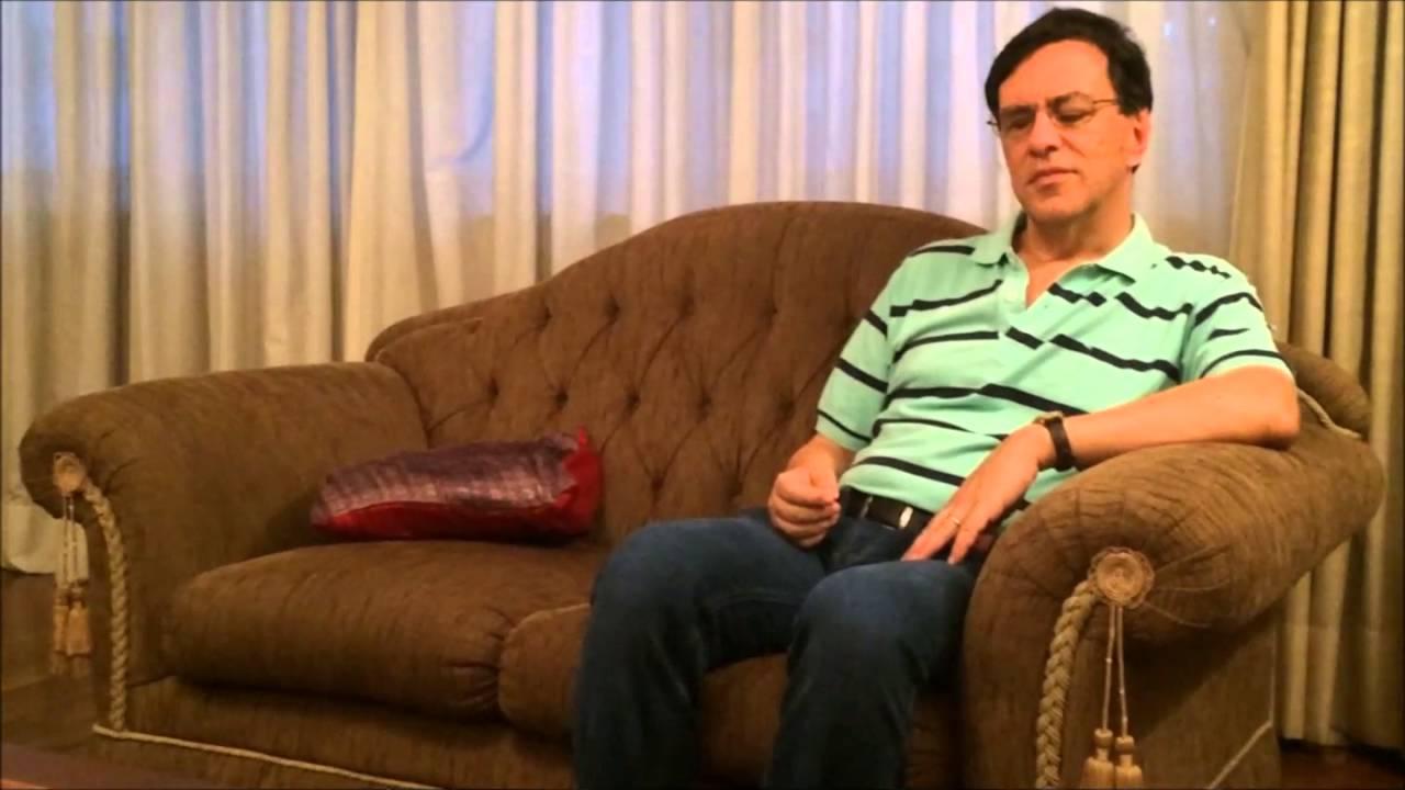 Entrevista com o Prof. Alberto do Amaral Júnior - Parte 2 de 2
