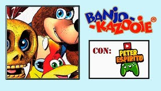 [N64] Banjo Kazooie - Guía 100% - Parte 18 -  La Final Mas dificil!!!- De nuevo.