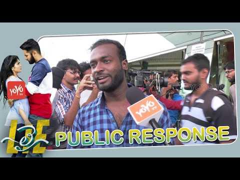 LIE Movie Public Response   Nithin   Megha Akash   Mani Sharma   Action King Arjun   YOYO TV Channel