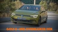 Volkswagen Golf 8 - overrasker på ét punkt.