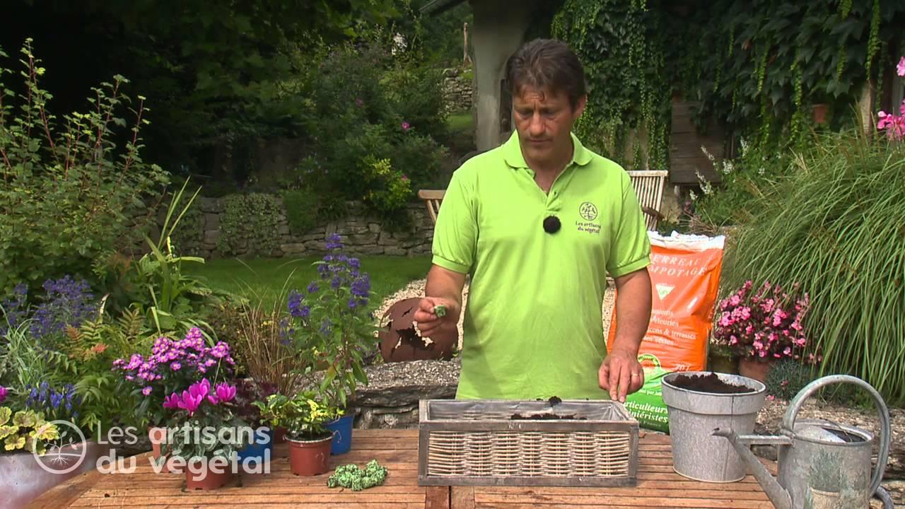 Comment concevoir de belles jardini res d 39 automne youtube for Jardiniere d automne