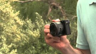 Sony Alpha a6000 24.3MP Interchangeable Lens Camera with 16-50mm Power Zoom Lens