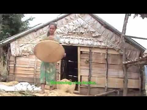 Documentary film on life of the Khmu people in northern Laos