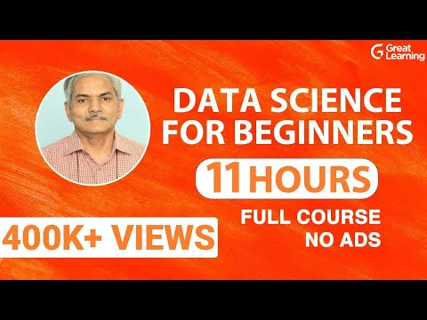 Python for Data Science | Data Science with Python | Python for Data Analysis | 11 Hours Full Course