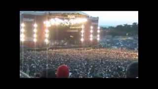 Metallica Download Festival 2006 - Master of Puppets Album Intro