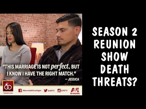 Married At First Sight Season 2 Reunion Show: Death Threats? Divorce? Whose Still Together?
