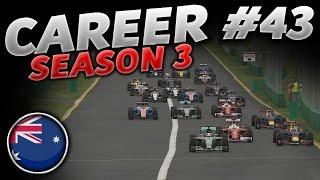 F1 2016 Career Mode Part 43: SEASON 3 - NEW CAR